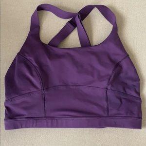 Lululemon pure practice bra